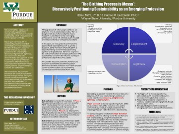 ICA 2014 - Emergent professions - POSTER
