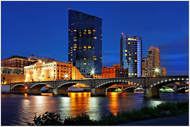 Colors of Grand Rapids